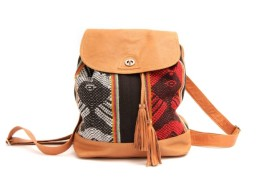 Sabrina Tachdjian Inca backpack - thumbnail_2