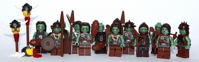 100 personaggi LEGO customizzati - Photo 30