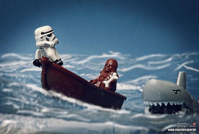 100 personaggi LEGO customizzati - Photo 32