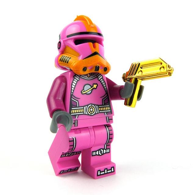 100 personaggi LEGO customizzati - Photo 36