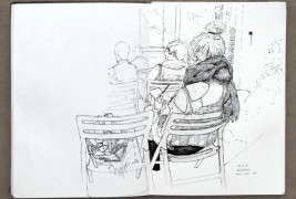 Drawings by Thomas Cian - thumbnail_2