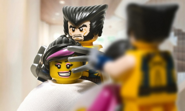100 custom LEGO minifigs - Photo 38
