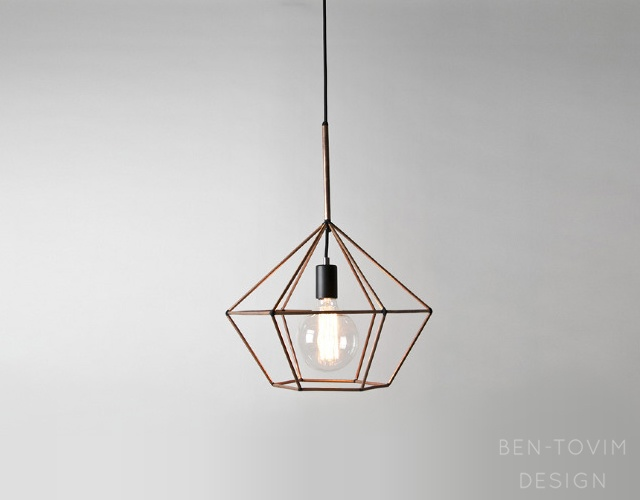 Rough Diamond Pendant Lamp   Thumbnail_3