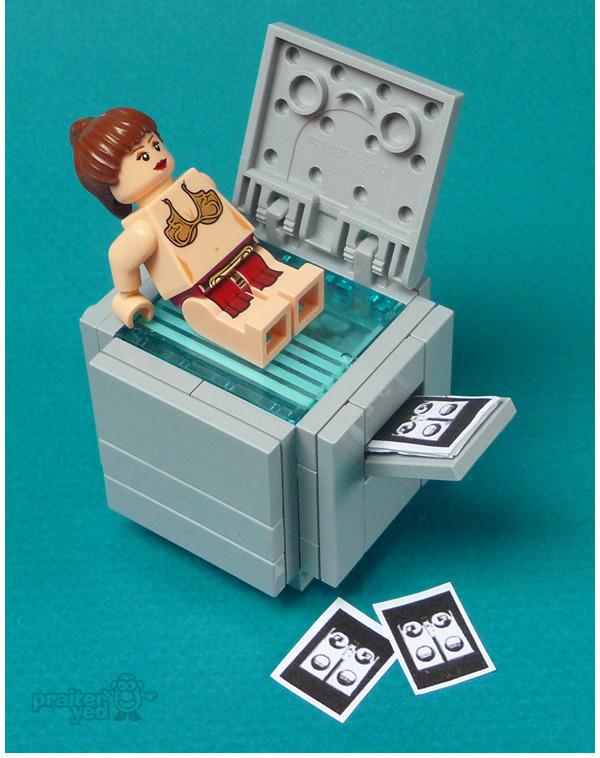 100 personaggi LEGO customizzati - Photo 3