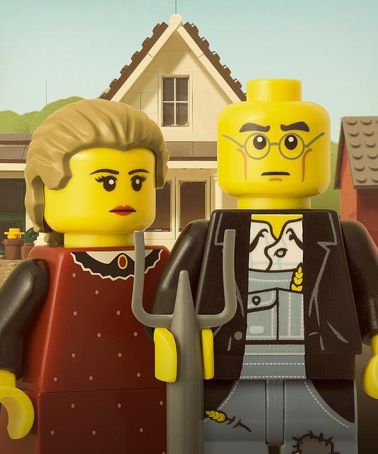 100 personaggi LEGO customizzati - Photo 43