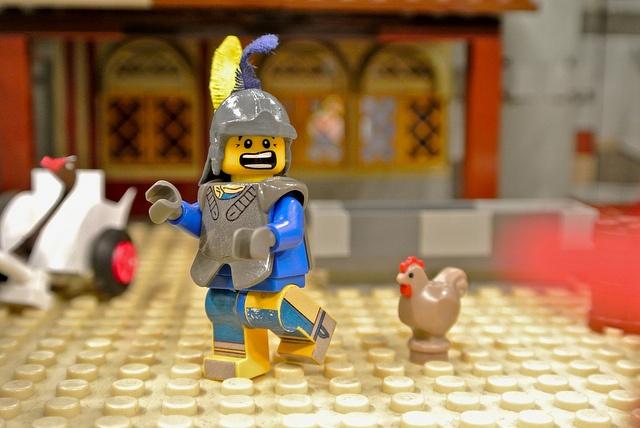 100 personaggi LEGO customizzati - Photo 46