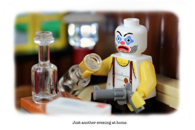 100 personaggi LEGO customizzati - Photo 48