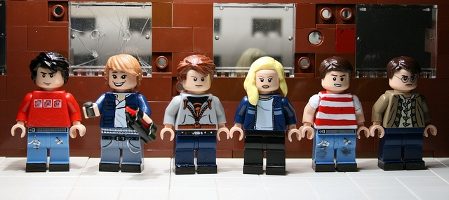 100 custom LEGO minifigs - Photo 49