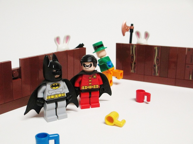 100 personaggi LEGO customizzati - Photo 50