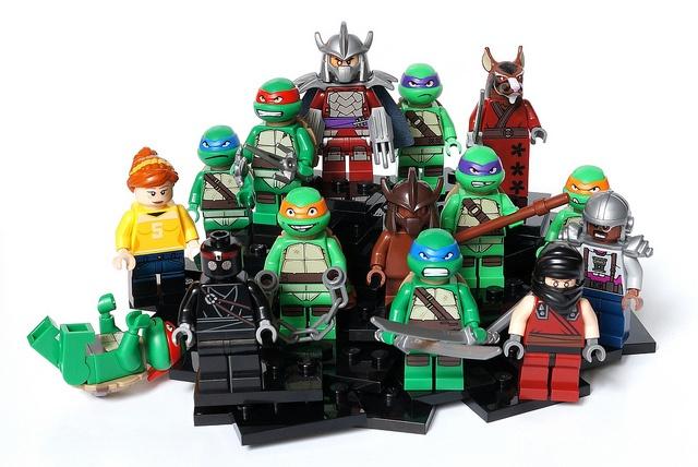 100 personaggi LEGO customizzati - Photo 53