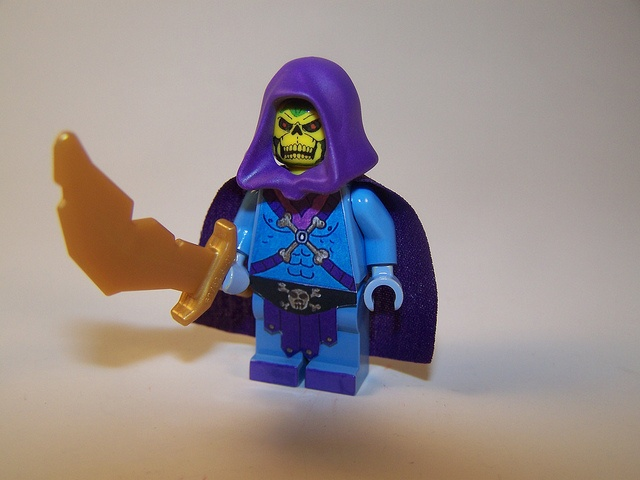 100 custom LEGO minifigs - Photo 54