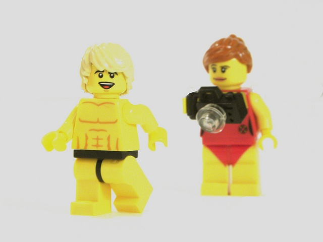 100 custom LEGO minifigs - Photo 59