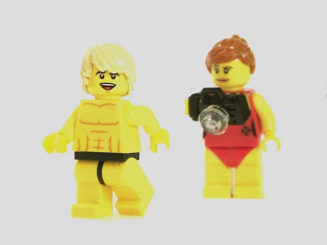 100 personaggi LEGO customizzati - Photo 59