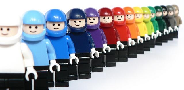 100 personaggi LEGO customizzati - Photo 5