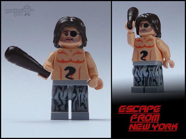 100 personaggi LEGO customizzati - Photo 61