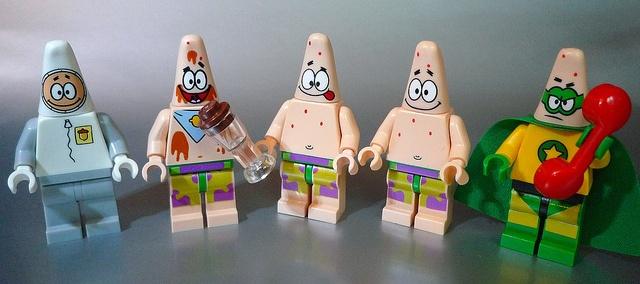 100 personaggi LEGO customizzati - Photo 62