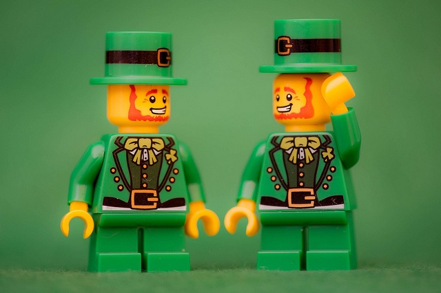 100 custom LEGO minifigs - Photo 65