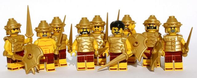 100 personaggi LEGO customizzati - Photo 67