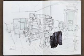 Drawings by Thomas Cian - thumbnail_1