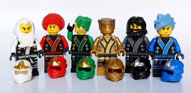 100 custom LEGO minifigs - Photo 71