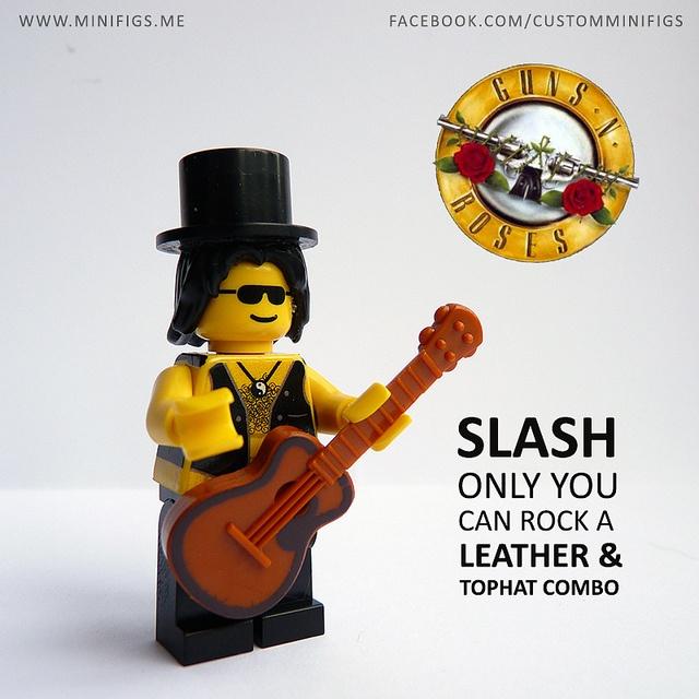 100 personaggi LEGO customizzati - Photo 72