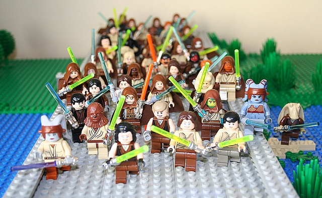 100 custom LEGO minifigs - Photo 73