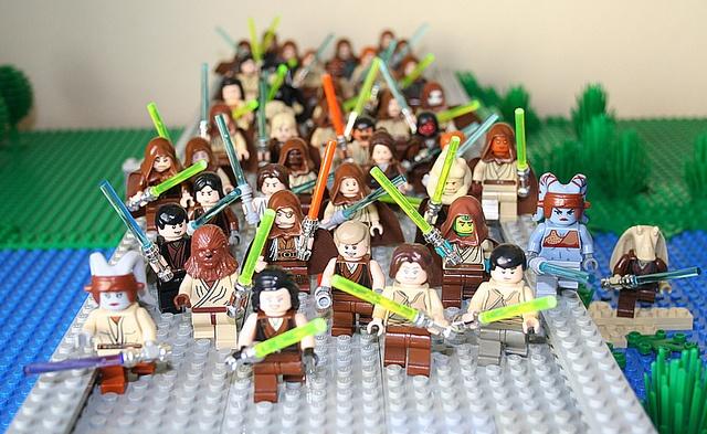 100 personaggi LEGO customizzati - Photo 73