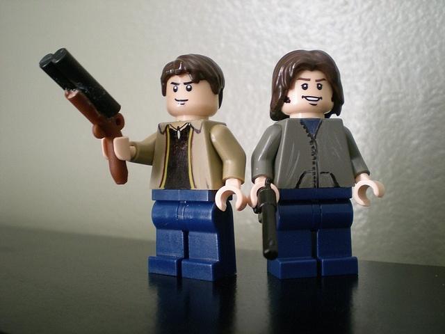 100 personaggi LEGO customizzati - Photo 76