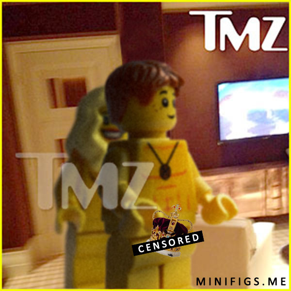 100 custom LEGO minifigs - Photo 7