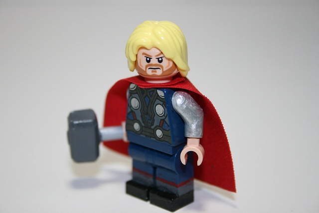 100 custom LEGO minifigs - Photo 81