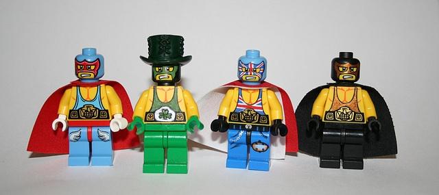 100 personaggi LEGO customizzati - Photo 85