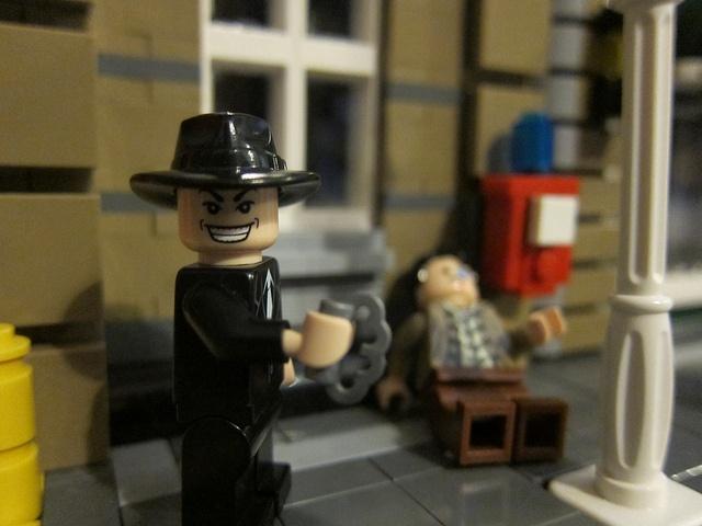 100 personaggi LEGO customizzati - Photo 86