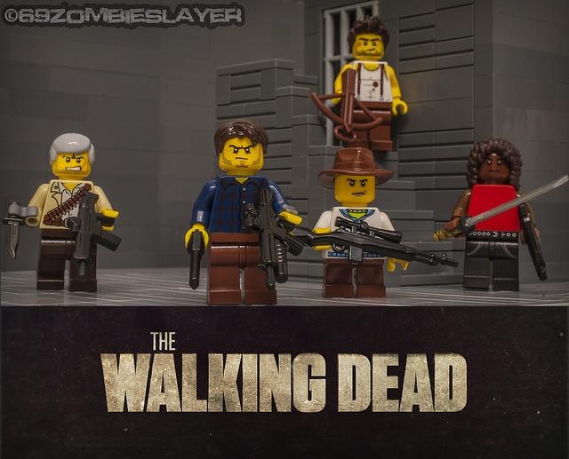 100 personaggi LEGO customizzati - Photo 8