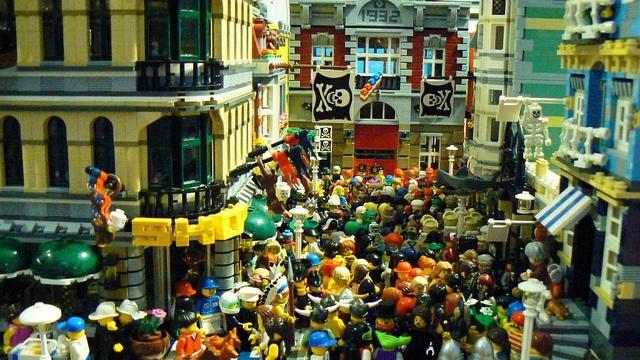 100 personaggi LEGO customizzati - Photo 91