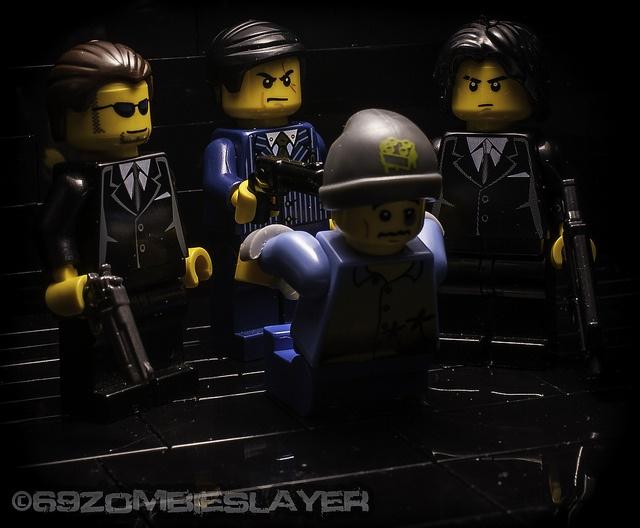 100 personaggi LEGO customizzati - Photo 97