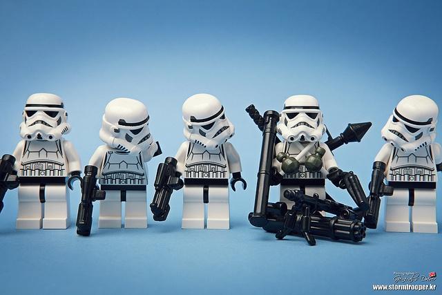 100 personaggi LEGO customizzati - Photo 9