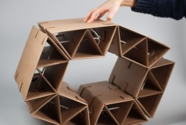 Sprocket Cardboard Chair - thumbnail_5