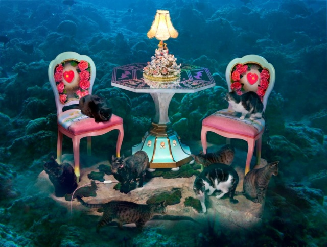 Join the Mermaid Tea Party