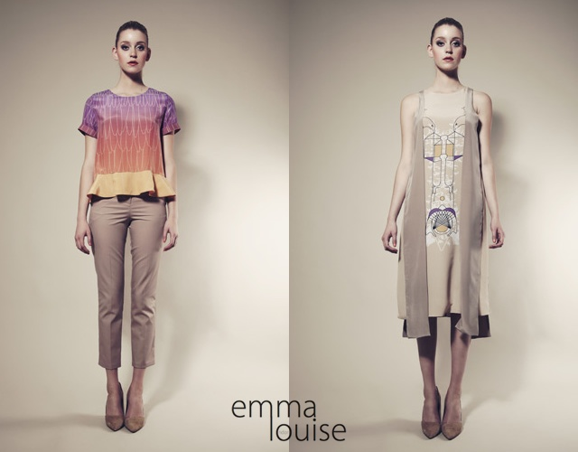 Emma Louise London primavera/estate 2013 | Image courtesy of Emma Louise London