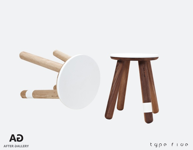 Choco pie stool | Image courtesy of Type Five, AfterGallery