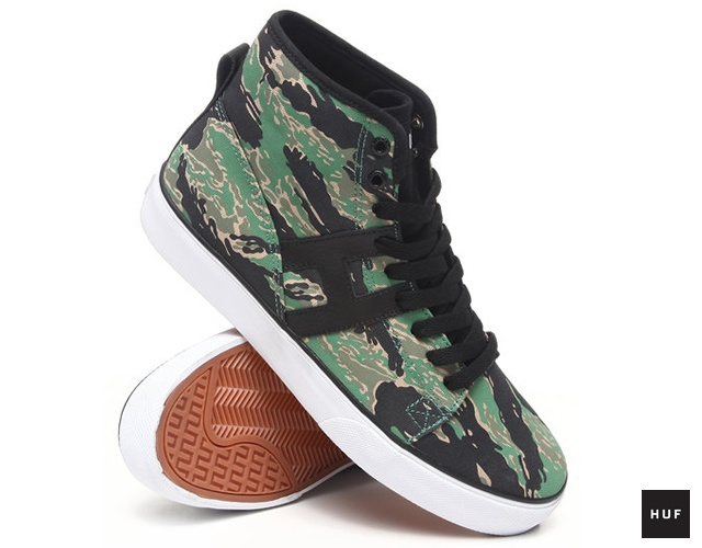 Hupper Tiger Camo by Huf SF | Image courtesy of Huf