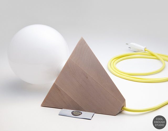 Relight lamp | Image courtesy of Cool Enough Studio