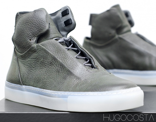 Hugo Costa sneakers autunno/inverno 2013 | Image courtesy of Carmo Amorim