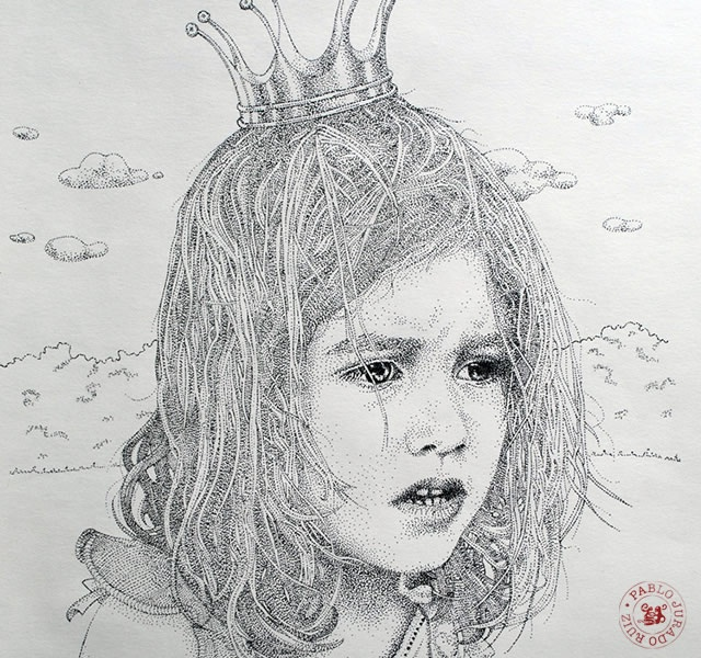 Drawings by Pablo Jurado Ruiz