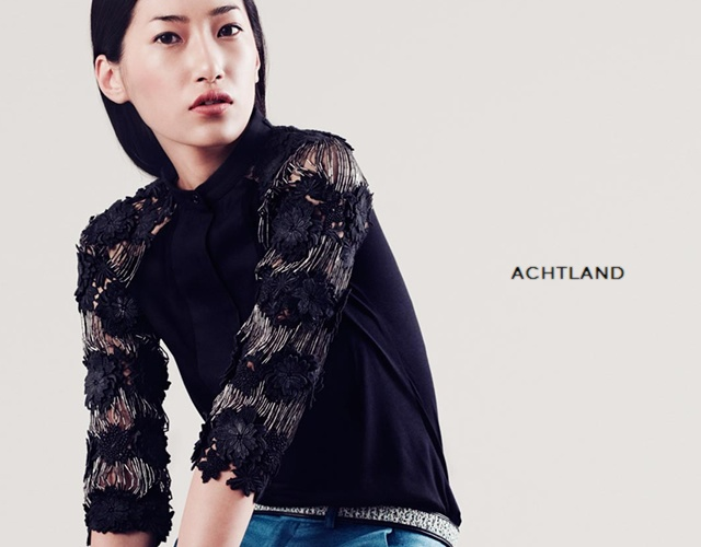 Achtland spring/summer 2013 | Image courtesy of Achtland