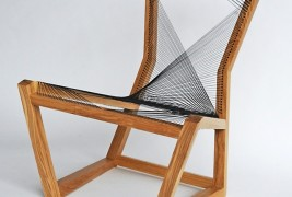 Woven Easy chair - thumbnail_1
