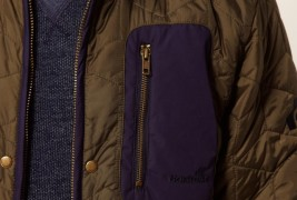 Boxfresh quilted jacket - thumbnail_3