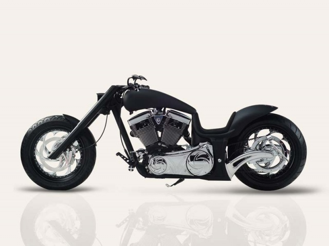TT Custom Choppers by Tarhan Telli