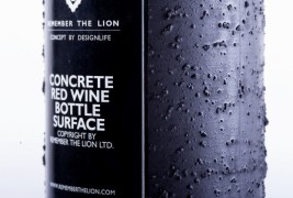 Concrete Bottle surface - thumbnail_2