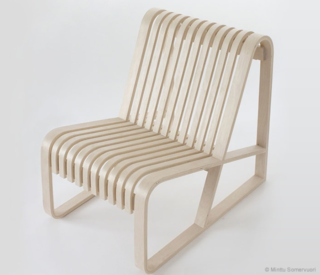 Antti lounge chair